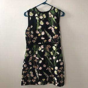 Victoria Beckham for Target English Floral Dress